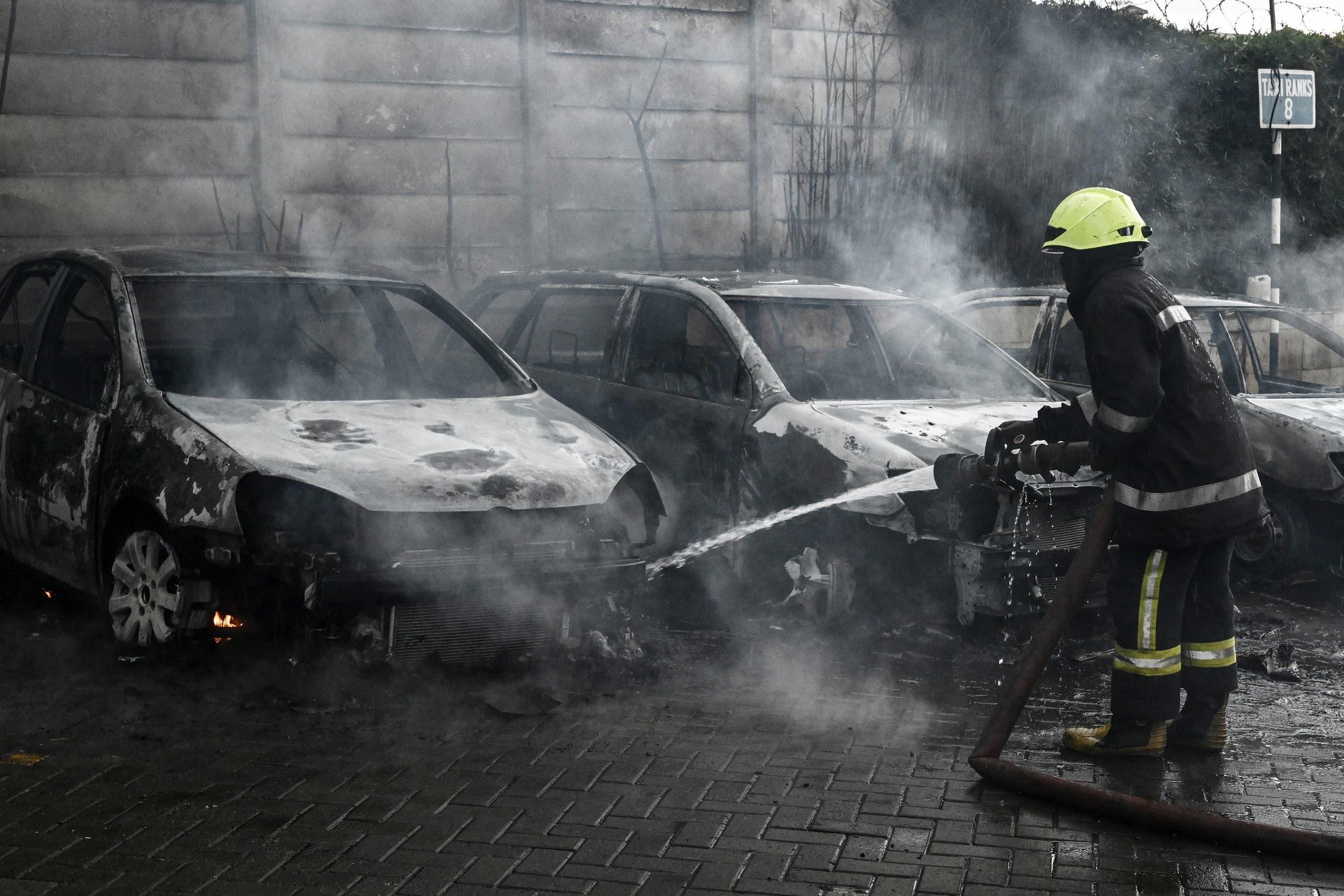 هجوم في كينيا شنه فصيل موالٍ للقاعدة في يناير 2019