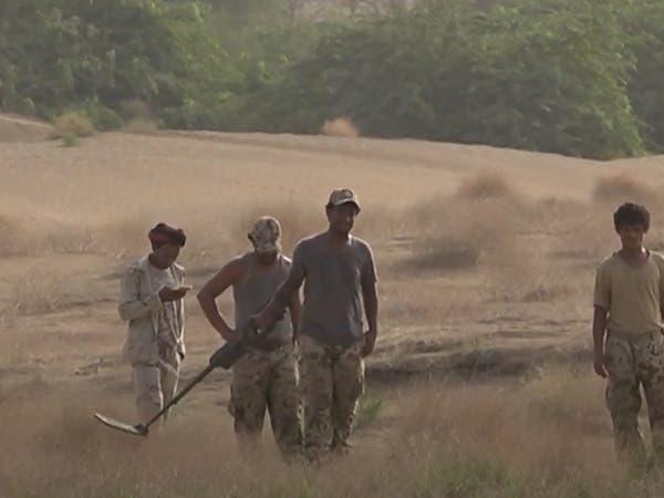 الحديدة.. القوات المشتركة تفكك حقل ألغام زرعه الحوثيون