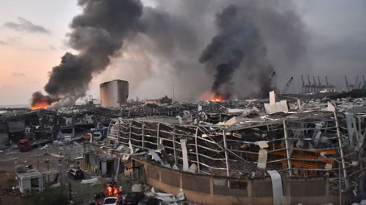 Rights groups urge UN investigation into Beirut port explosion