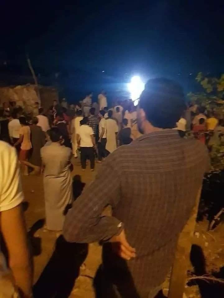 غرق عبارة نيلية في مصر