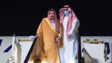 سعودی فرماں روا شاہ سلمان آرام کی غرض سے نیوم میں