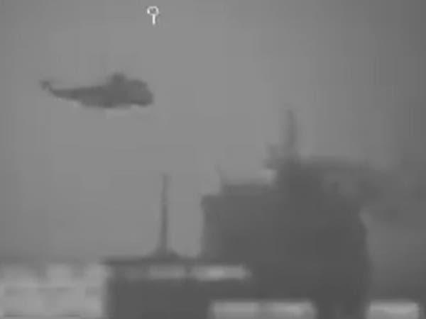 إيران تحتجز ناقلة نفط في مضيق هرمز لـ 5 ساعات