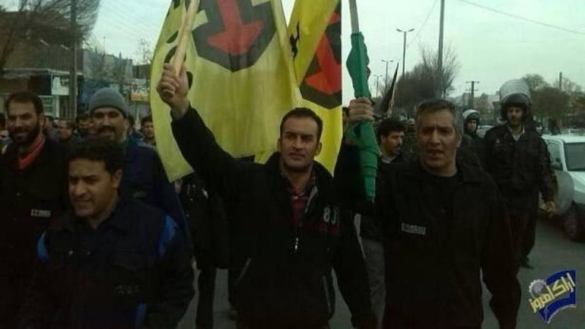 اضراب عمال شركة هبكو