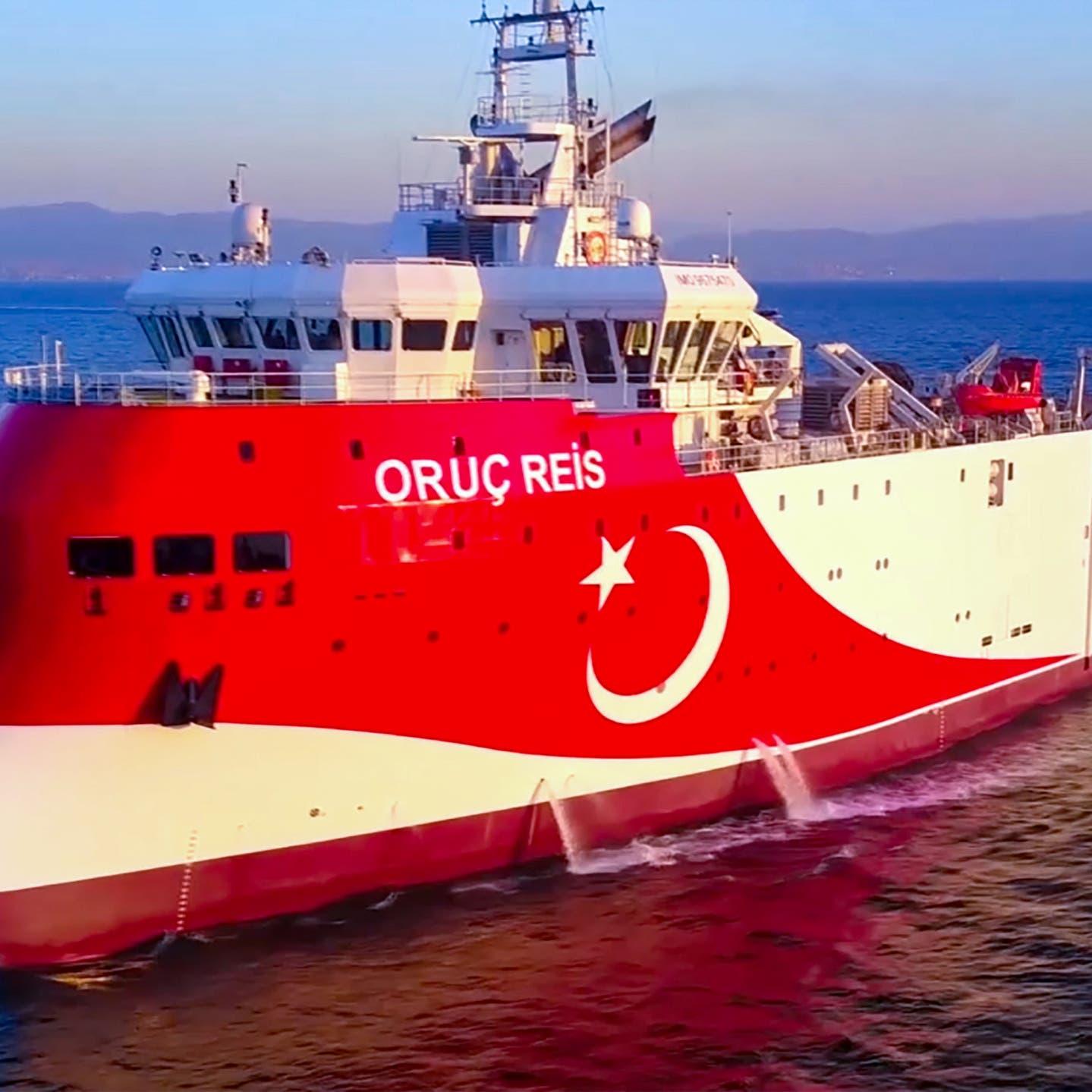 ألمانيا تحذر تركيا.. واليونان: لا محادثات في وجود سفينة التنقيب