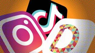 """فيسبوك وسناب شات يخططان لشراء منافس """"تيك توك"""""""
