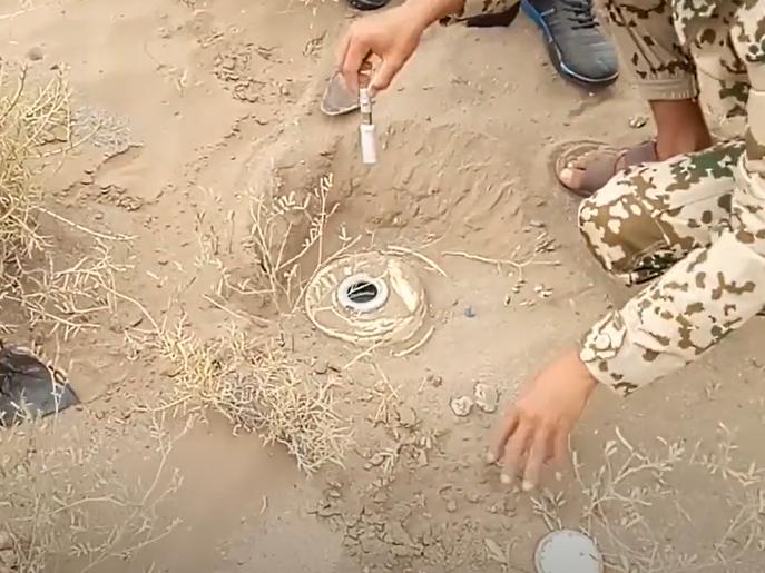 شاهد.. ألغام الحوثي تصطاد أرواح المدنيين بالحديدة