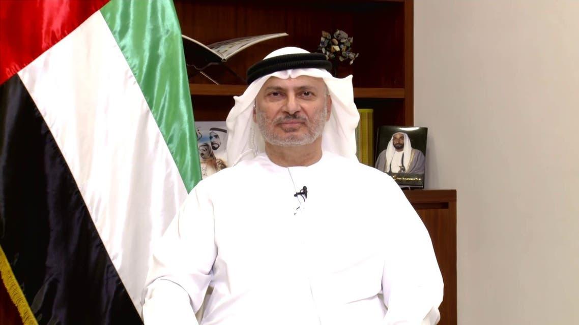 قرقاش للعربية: الإمارات ليس لديها مشروع خاص في المنطقة
