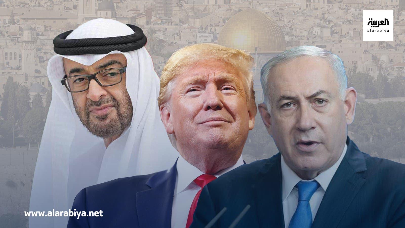 الإمارات إسرائيل أميركا