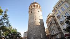 """لقطات """"هدم"""" أثناء ترميم برج تاريخي بإسطنبول تثير الجدل"""