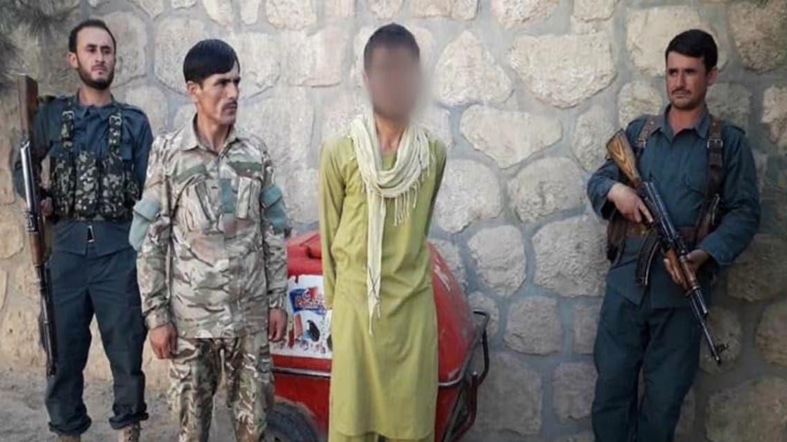 افغانستان؛ بازداشت طالب «آیسکریم فروش» در تخار