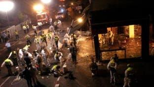 انفجارات في مخزن ذخيرة تابع لمعسكر سوداني في الخرطوم