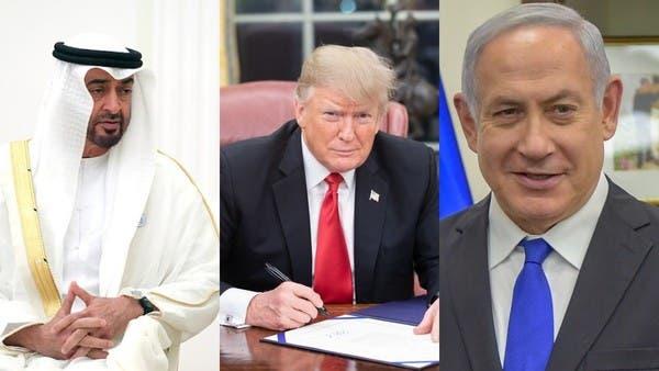 التوقيع على الاتفاق بين الإمارات وإسرائيل بالبيت الأبيض خلال 3 أسابيع