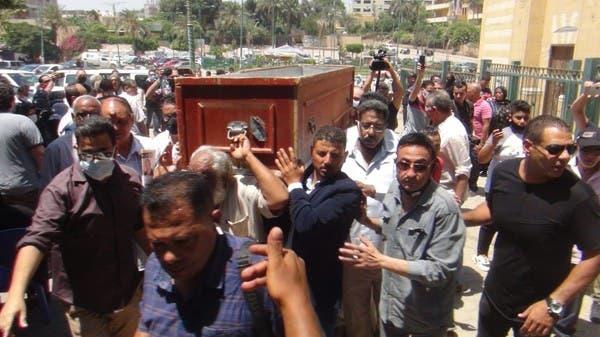 بحضور نقيب الموسيقيين ..تشييع جثمان سمير الإسكندراني