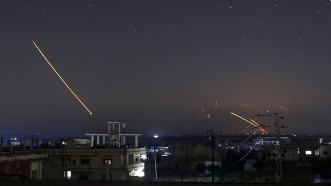 Israeli attck on Syria