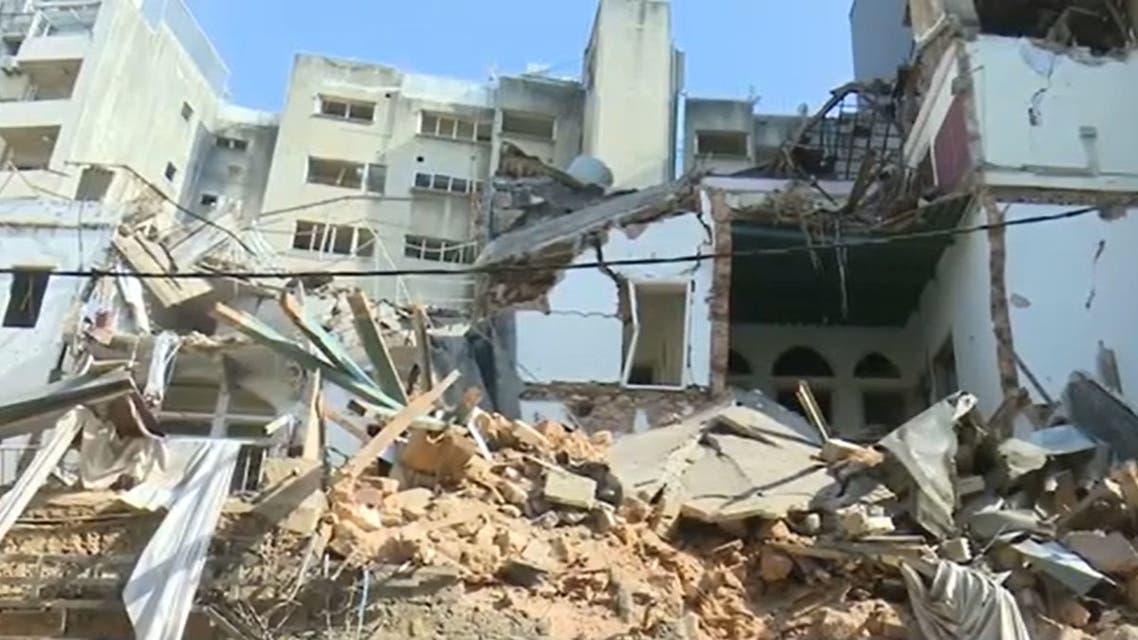 تاريخ لبنان المعماري في مزاد سماسرة العقارات المهدمة بفعل انفجارات بيروت