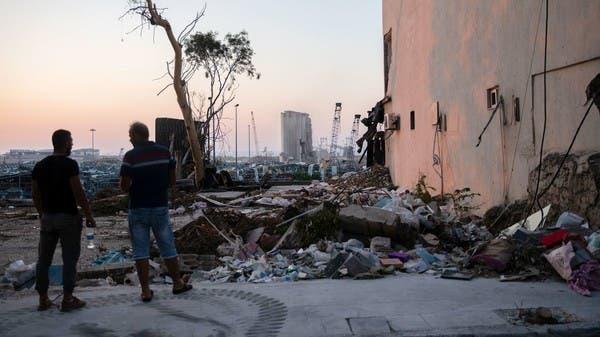 لبنان يتعاقد مع شركة ألمانية لإزالة مواد خطرة من مرفأ بيروت
