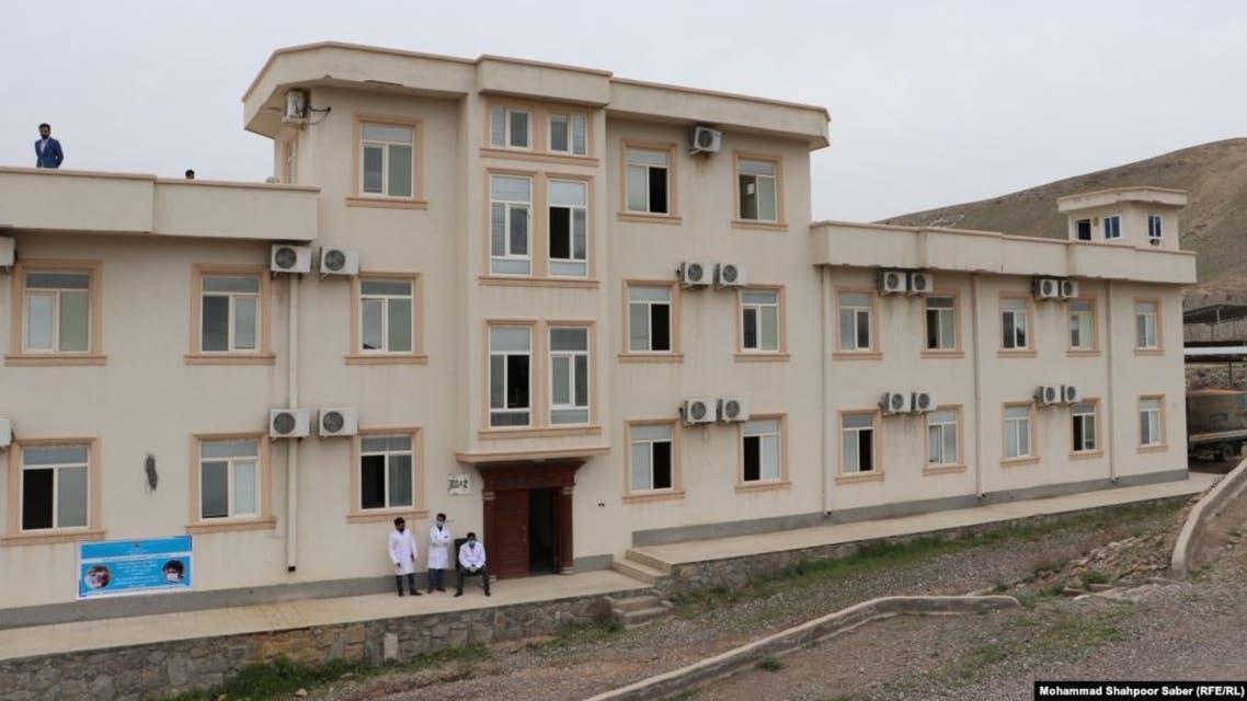 ریاست صحت عامه هرات: یک شفاخانه کووید19به دلیل کاهشآمار کرونا بسته شد