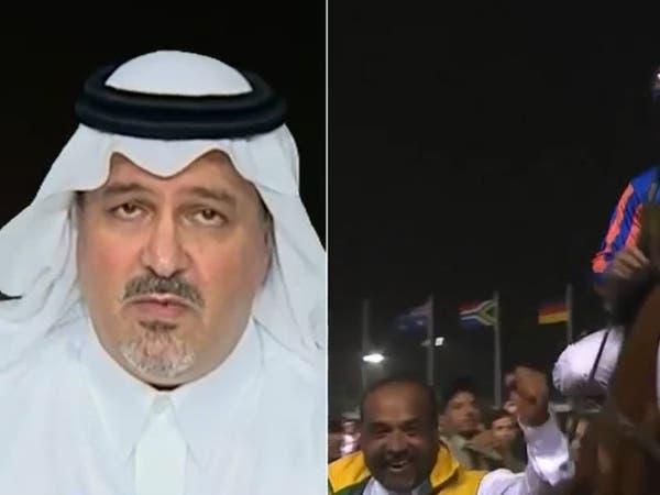 """رئيس مجلس إدارة """"هيئة الفروسية"""": كأس السعودية فاق التوقعات"""