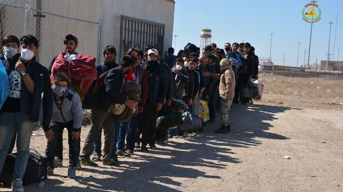 اخراج بیش از 28 هزار مهاجر افغان از ایران طی یک ماه گذشته