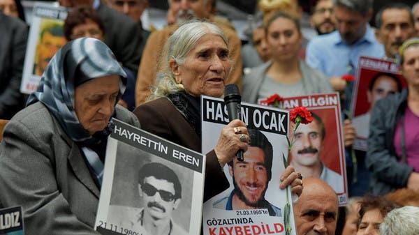 """""""أمهات السبت"""" يتحدين حكومة أردوغان: لا تراجع ولا استسلام"""