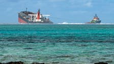 Mauritius braces for ecological disaster with split of oil-oozing ship off coast