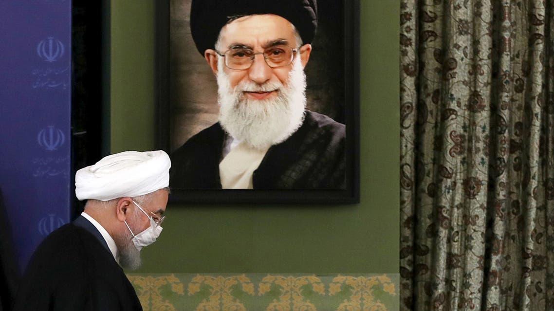 الرئيس الإيراني حسن روحاني (أرشيفية- فرانس برس)