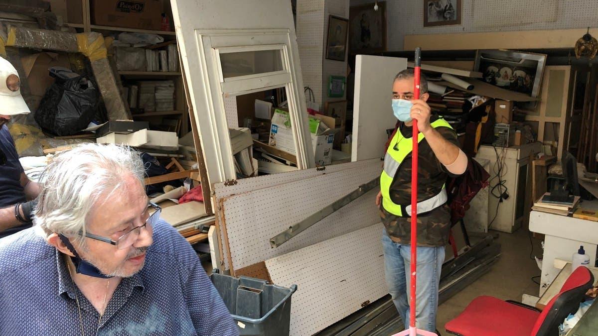 Business owners suffer blow as Beirut explosion wrecks cafés, galleries, livelihoods thumbnail