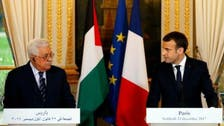 مشرقِ اوسط تنازع کے حل کے لیے امن مذاکرات کی بحالی بدستور ترجیح ہے:ماکروں