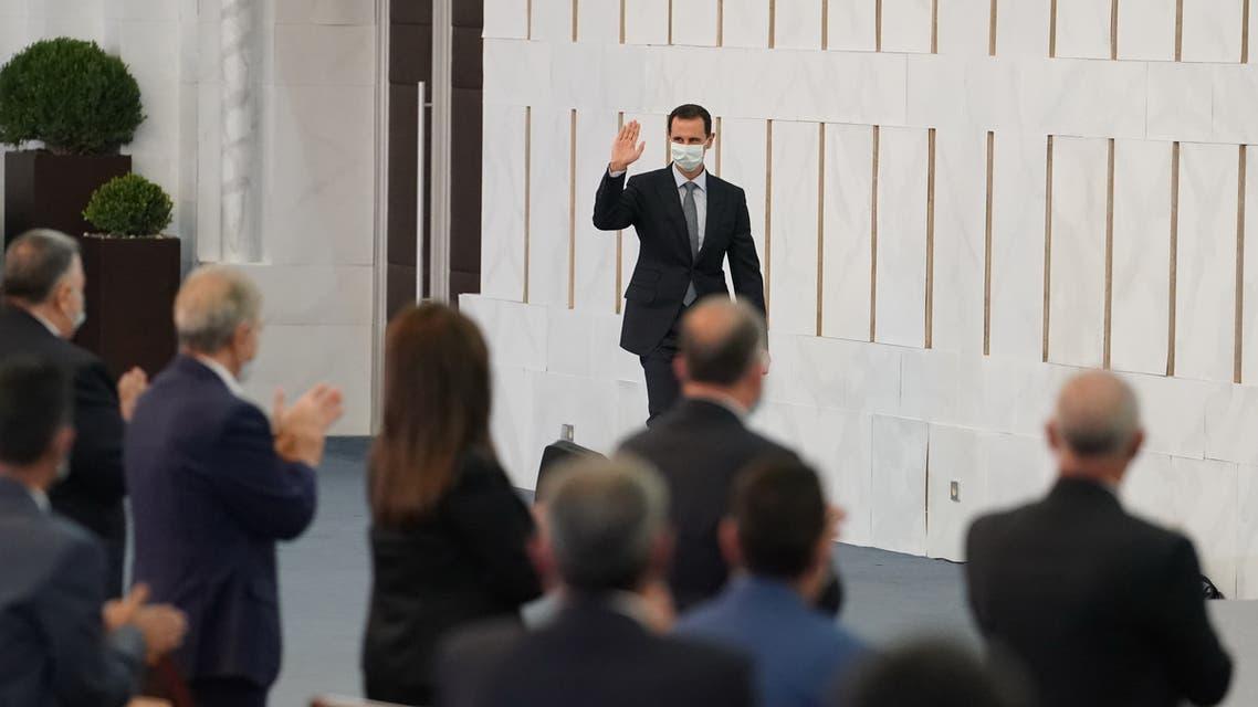 بشار الأسد (أرشيفية- فرانس برس)