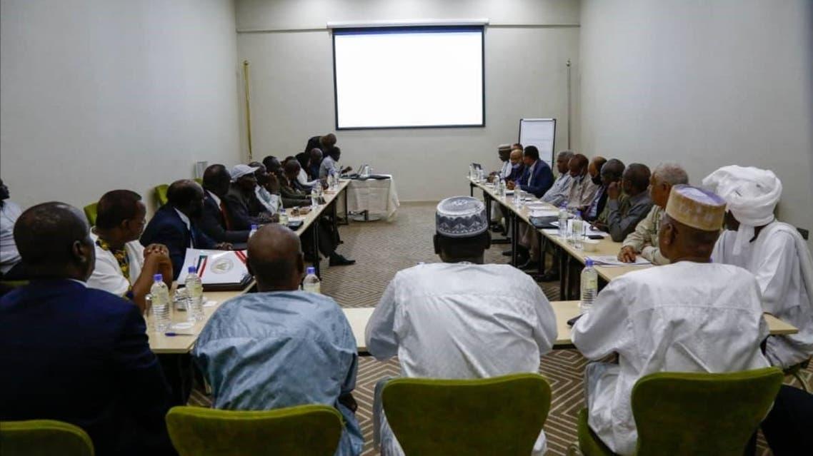اتفاق بين الحكومة السودانية والحركة الشعبية - شمال برئاسة ياسر عرمان بشأن بند دمج القوات في ملف الترتيبات الأمنية
