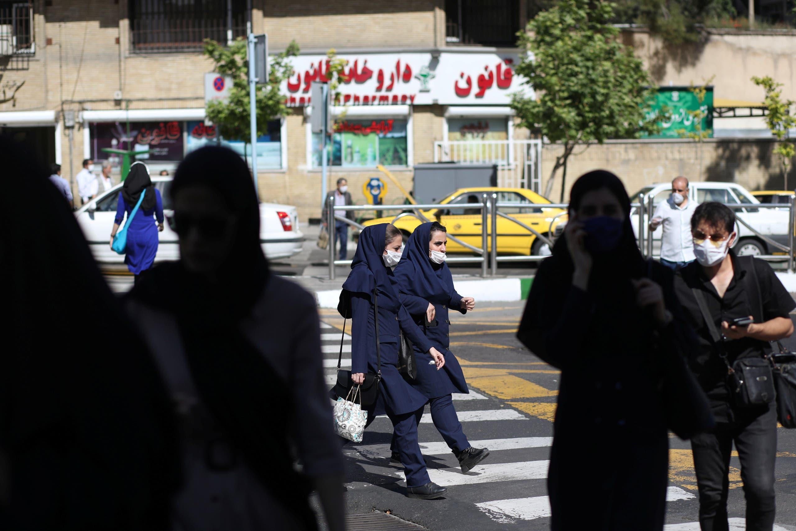 من طهران (أرشيفية- رويترز)