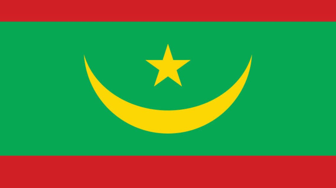 علم موريتانيا