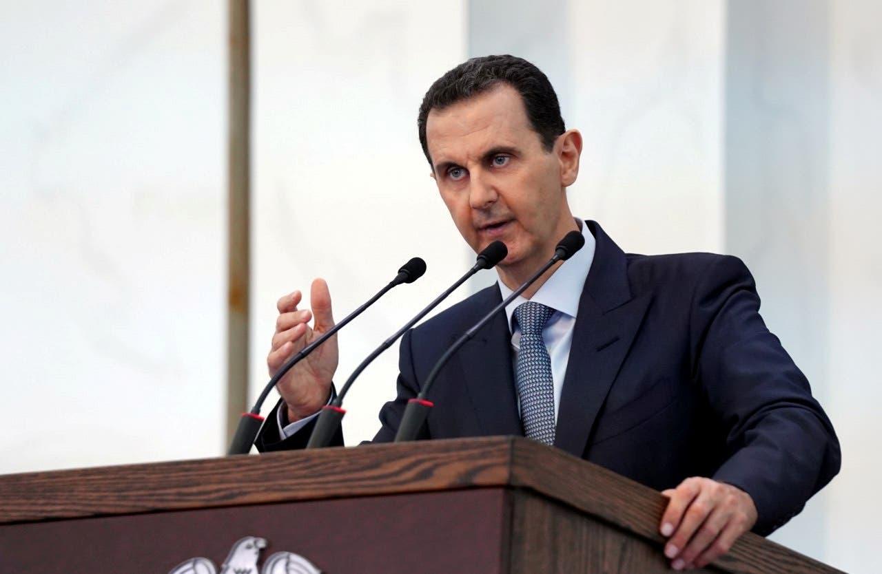 بشار الأسد (أرشيفية- رويترز)