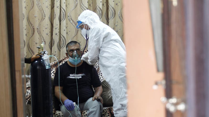Forced to choose who to treat in an overwhelmed hospital in Baghdad: COVID-19 in Iraq