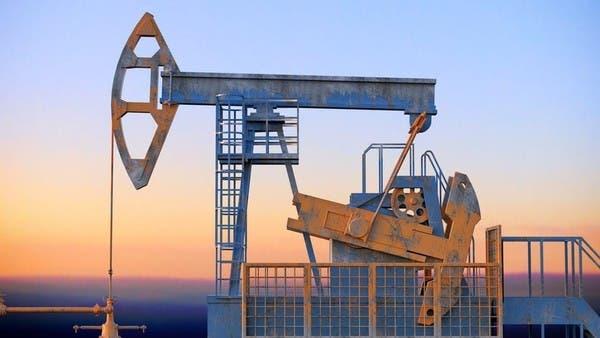 النفط أعلى 45 مع دولاراً مستفيدا من توقف نصف إنتاج خليج المكسيك