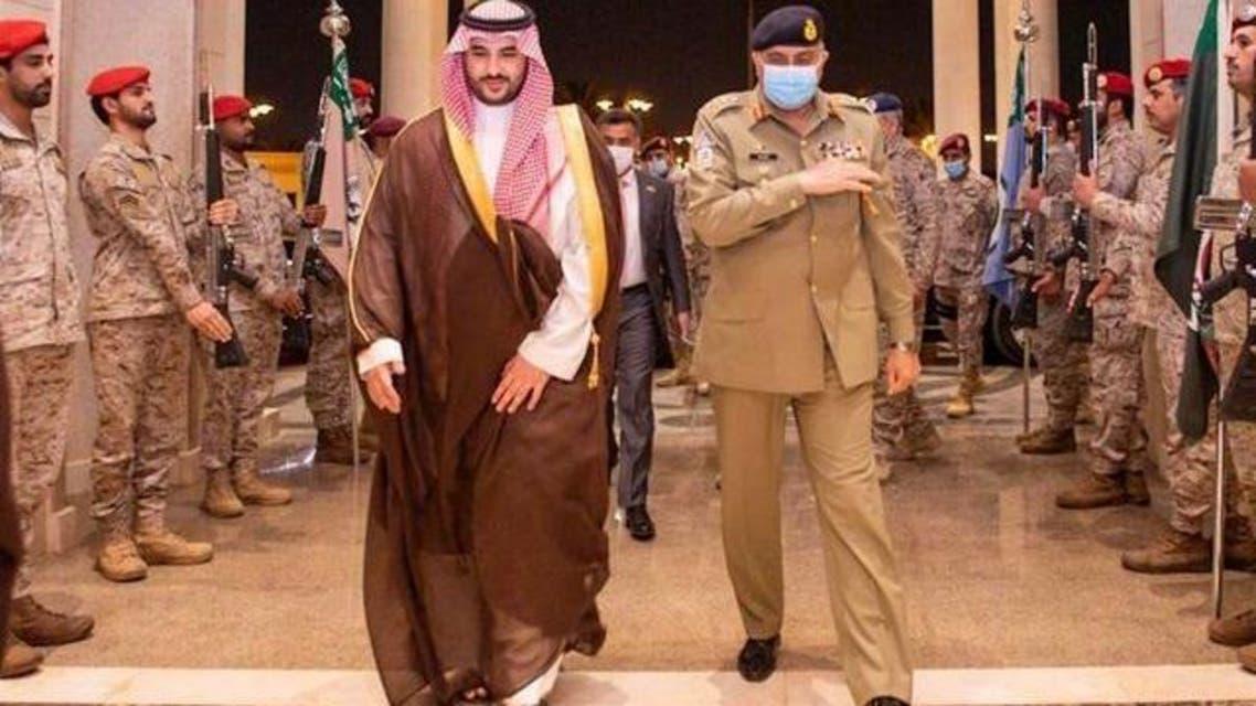 Pakistan and KSA