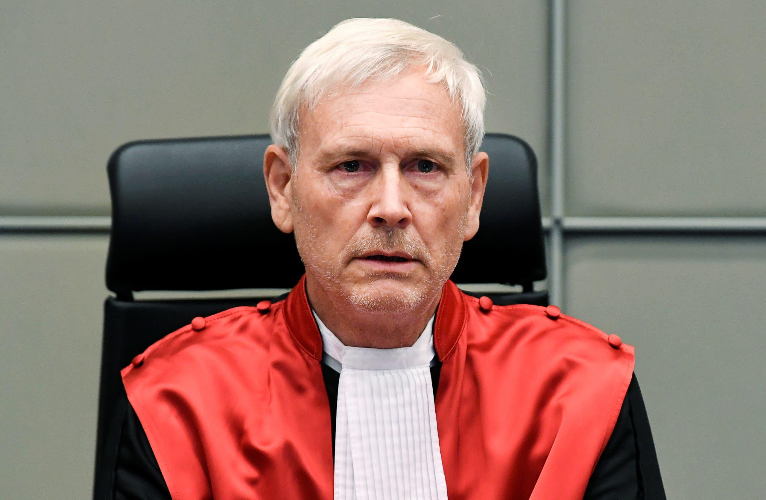 القاضي دايفيد راي