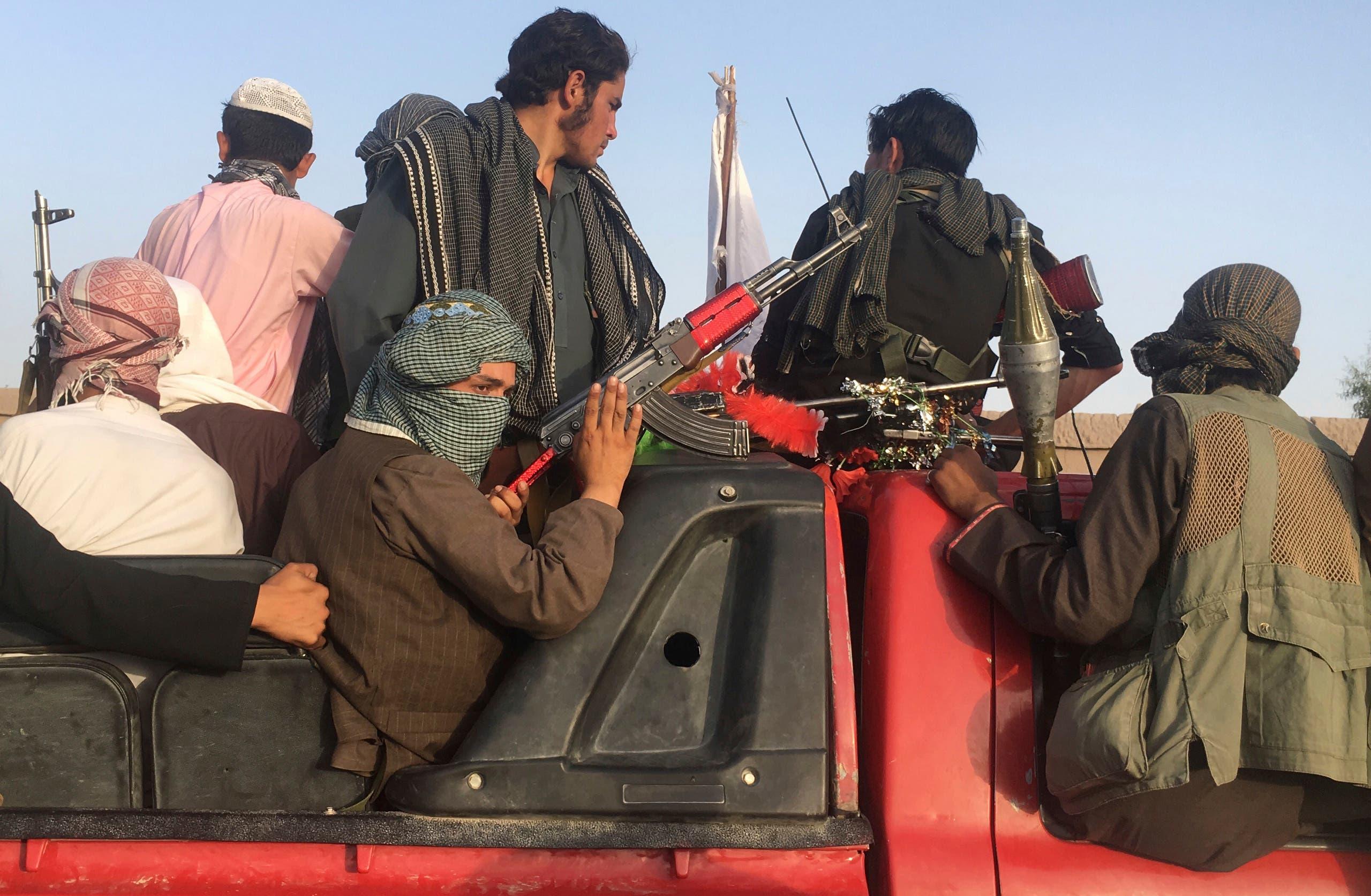 جنگجویان طالبان (بایگانی - فرانس پرس)