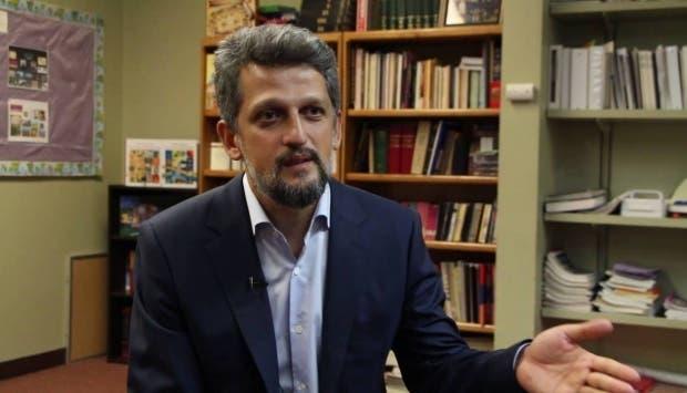 جارو بایلان معاون دبیرکل حزب HDP