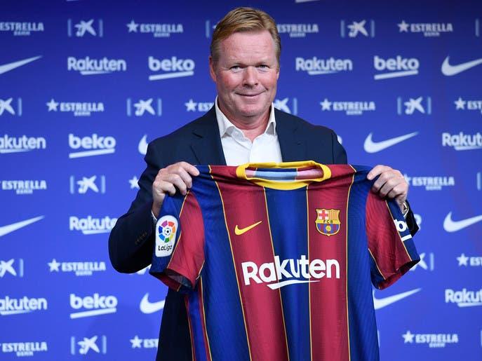 تصمیمات رونالد کومان تیم بارسلونا را در شرفبحران مالی بزرگی قرار داده