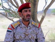 """شاهد.. رئيس أركان الجيش اليمني يتفقد قواته """"المنتصرة"""" قرب صنعاء"""