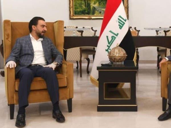العراق.. صالح والحلبوسي يؤكدان ضرورة إجراء انتخابات مبكرة