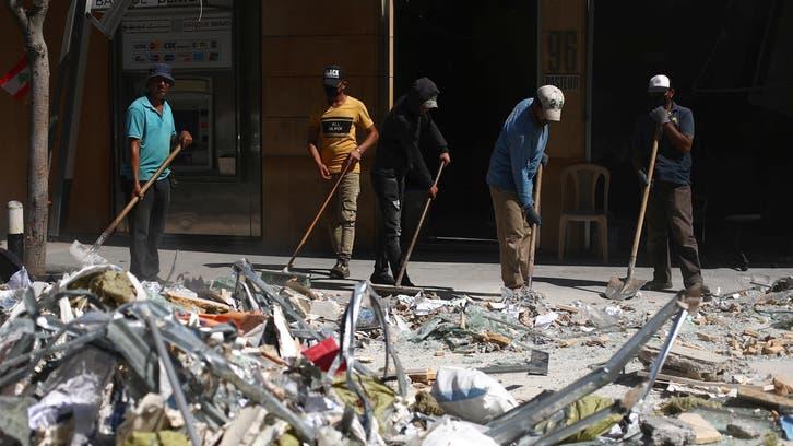 Lebanese lawyer takes President Aoun, PM Diab to court over Beirut blast