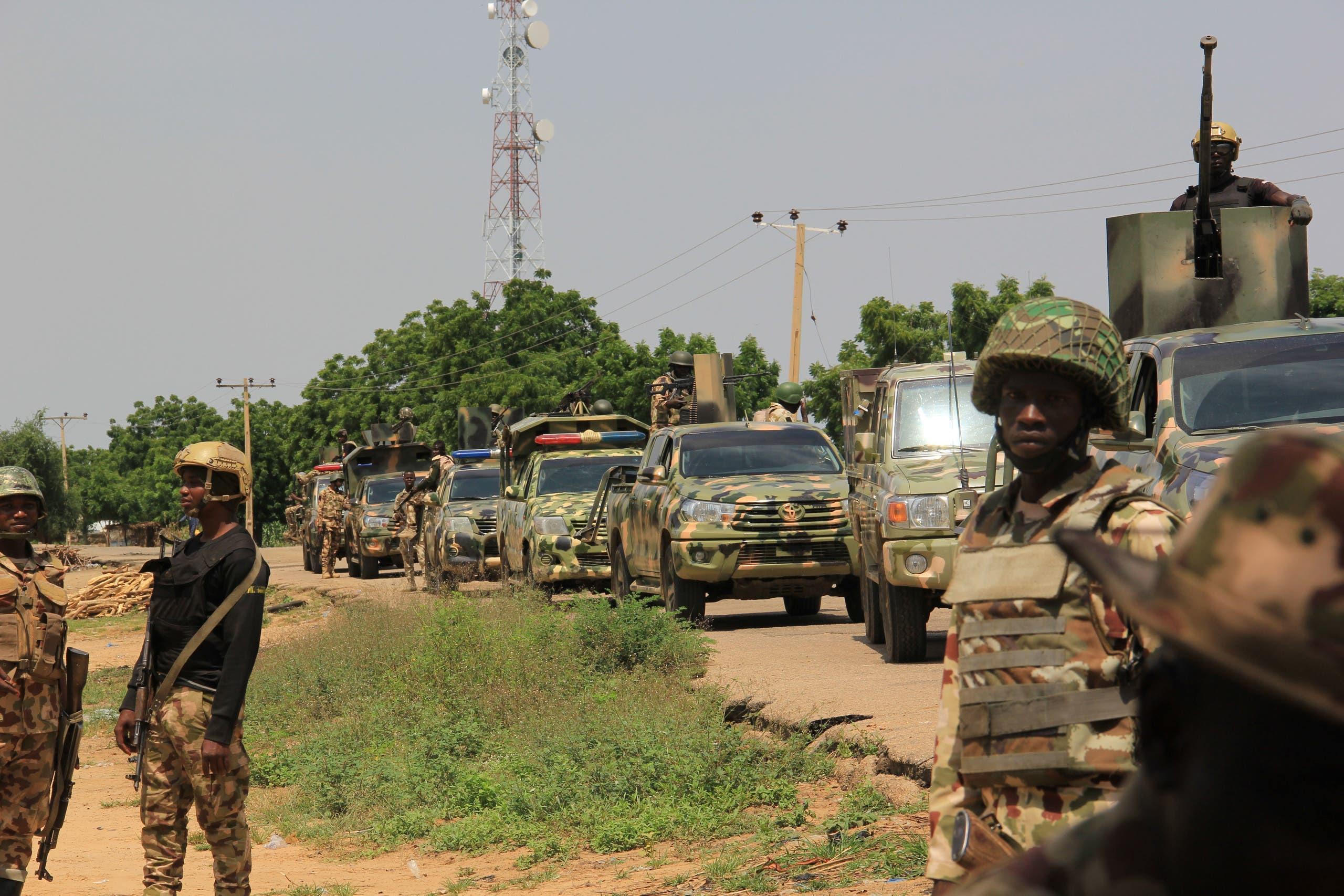 الجيش النيجيري (أرشيفية)