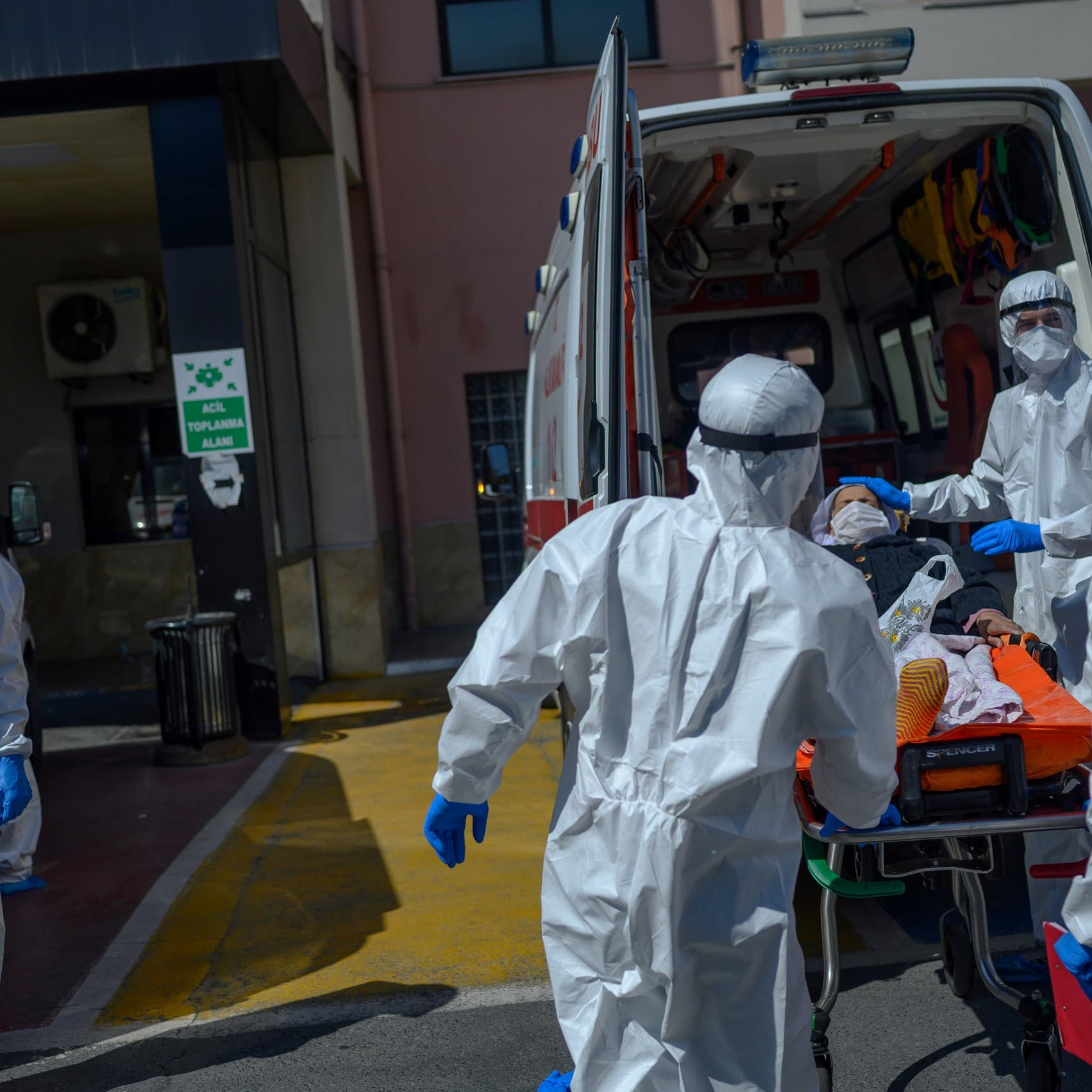 منظمات طبية تحذر: الموجة الثانية للوباء في تركيا تقترب