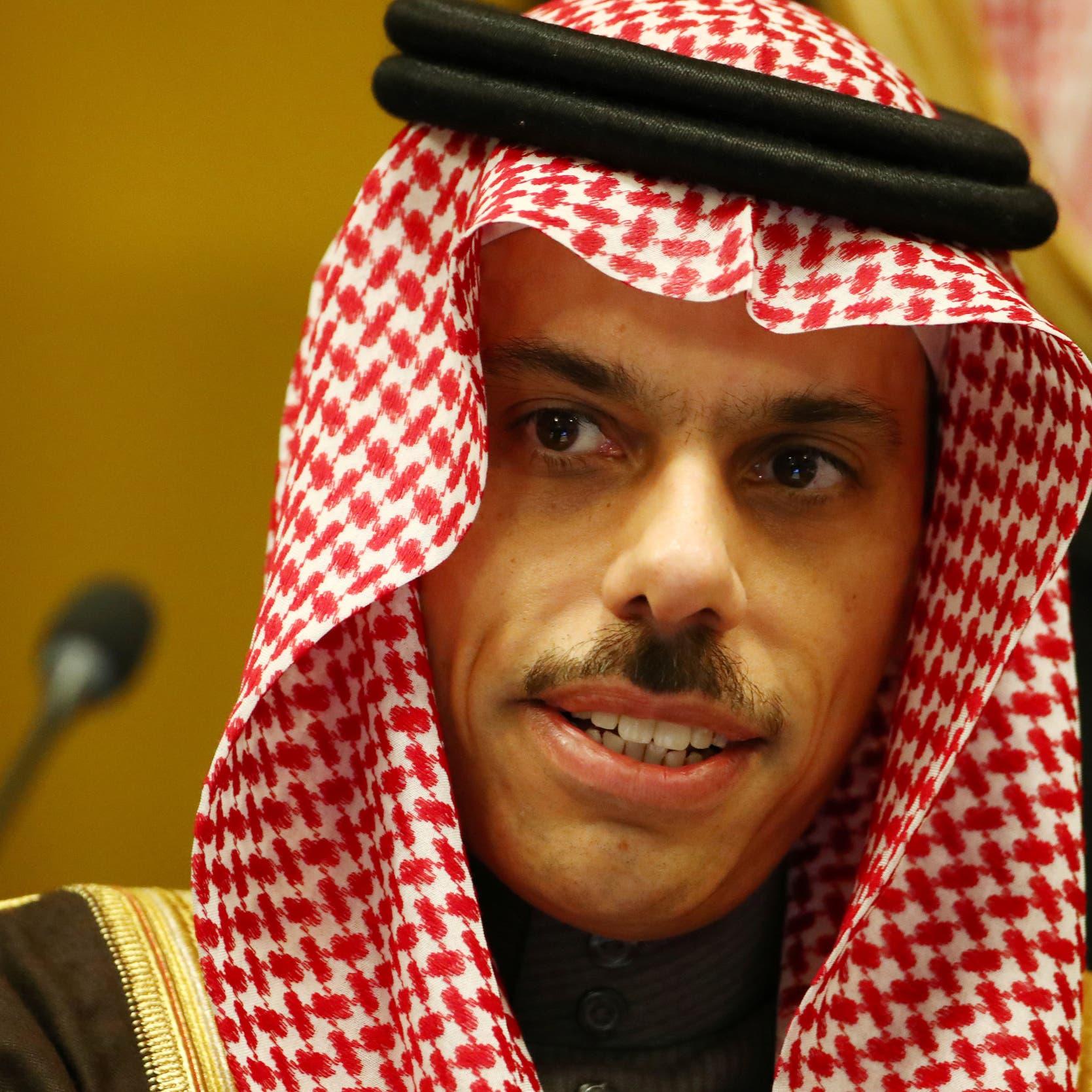 وزير الخارجية السعودي يبحث مع لافروف الأوضاع في المنطقة
