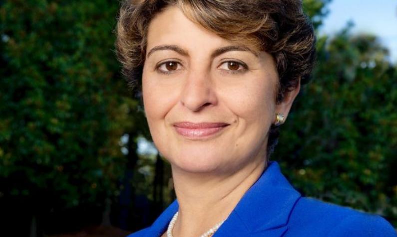 الدكتورة رنا الحجة، مديرة إدارة البرامج الصحية بمنظمة الصحة العالمية بالشرق الأوسط