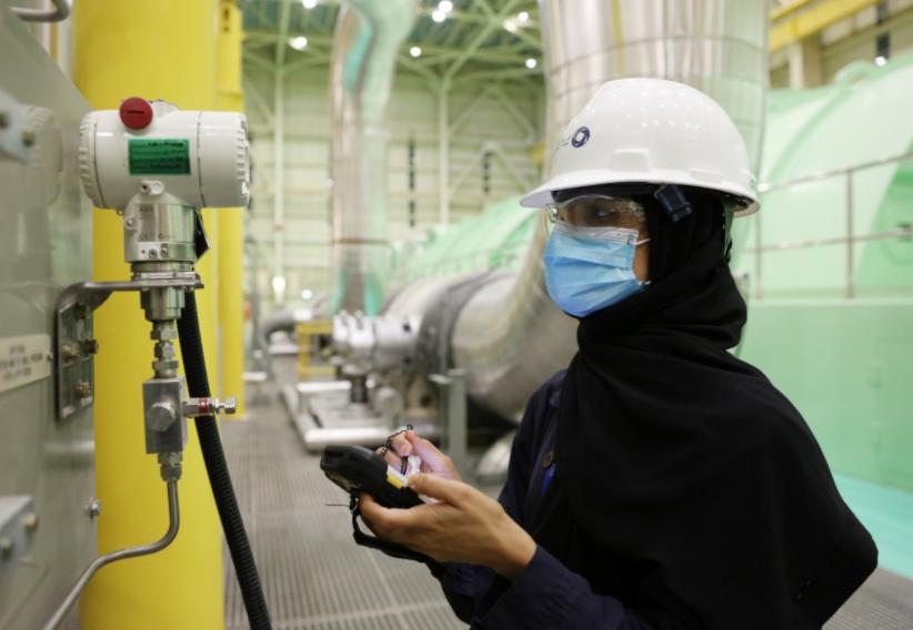 الإمارات طاقة نووية