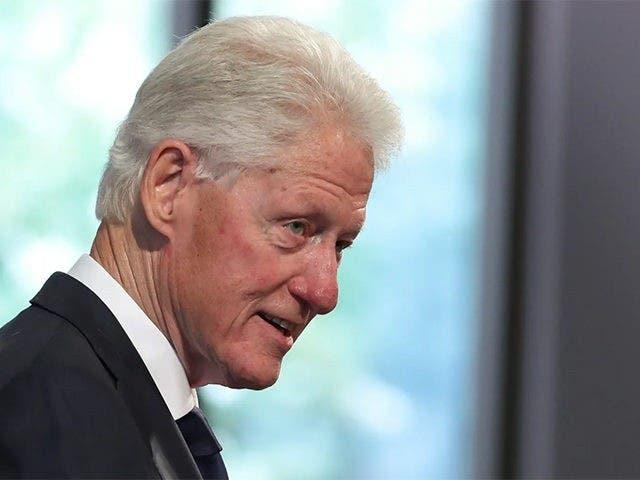 الرئيس الأسبق بيل كلينتون