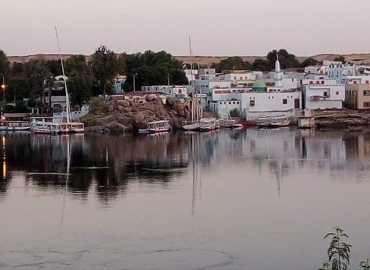 القرية النوبية بجزيرة إلفنتين